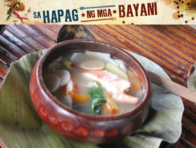 Recipe ng Sinigang na Isda sa Mangga Recipe