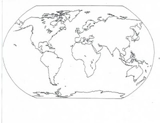 ... Blog: Blank and Filled-in Maps of the Continents and Oceans