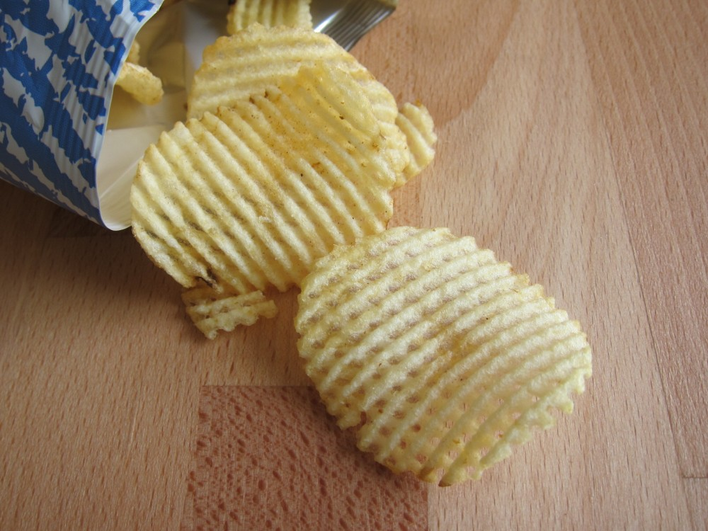 Review: Cape Cod - Sea Salt Waffle Cut Chips | Brand Eating