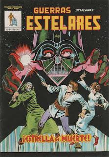 Portada de Guerra de las Galaxias Nº2-Mundicomics