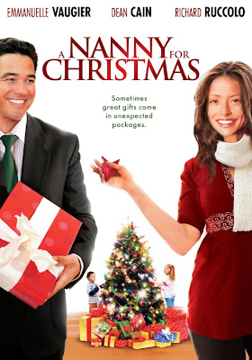 Watch A Nanny For Christmas 2010 BRRip Hollywood Movie Online | A Nanny For Christmas 2010 Hollywood Movie Poster