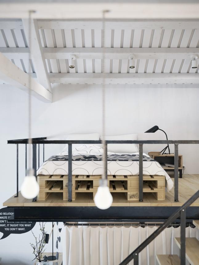 loft-estilo-nordico-45-metros-cuadrados