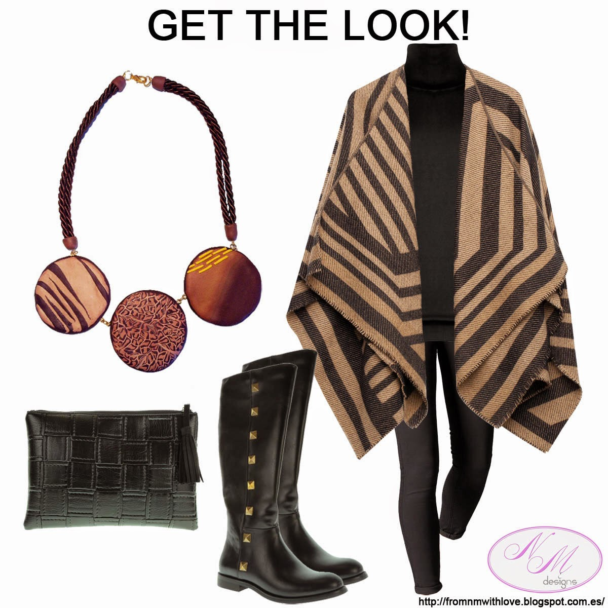 """GET THE LOOK"" from October 29, 2014"