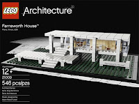 Lego Architecture Farnsworth House