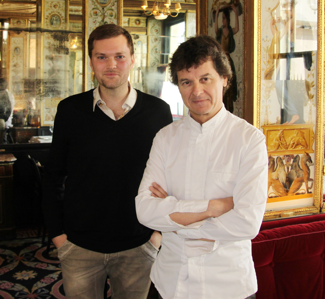 La cuisine de bernard mes interviews culinaires guy for Cuisine de bernard