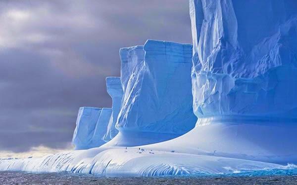 Antarctica - worst tourist destination ranked 6th