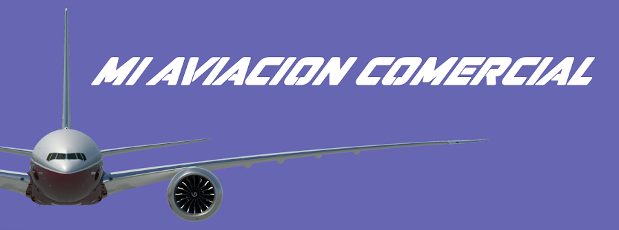 Mi Aviacion Comercial