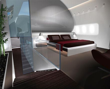 next+summer+jet+interior 20 Stunning Examples of Airplane Design