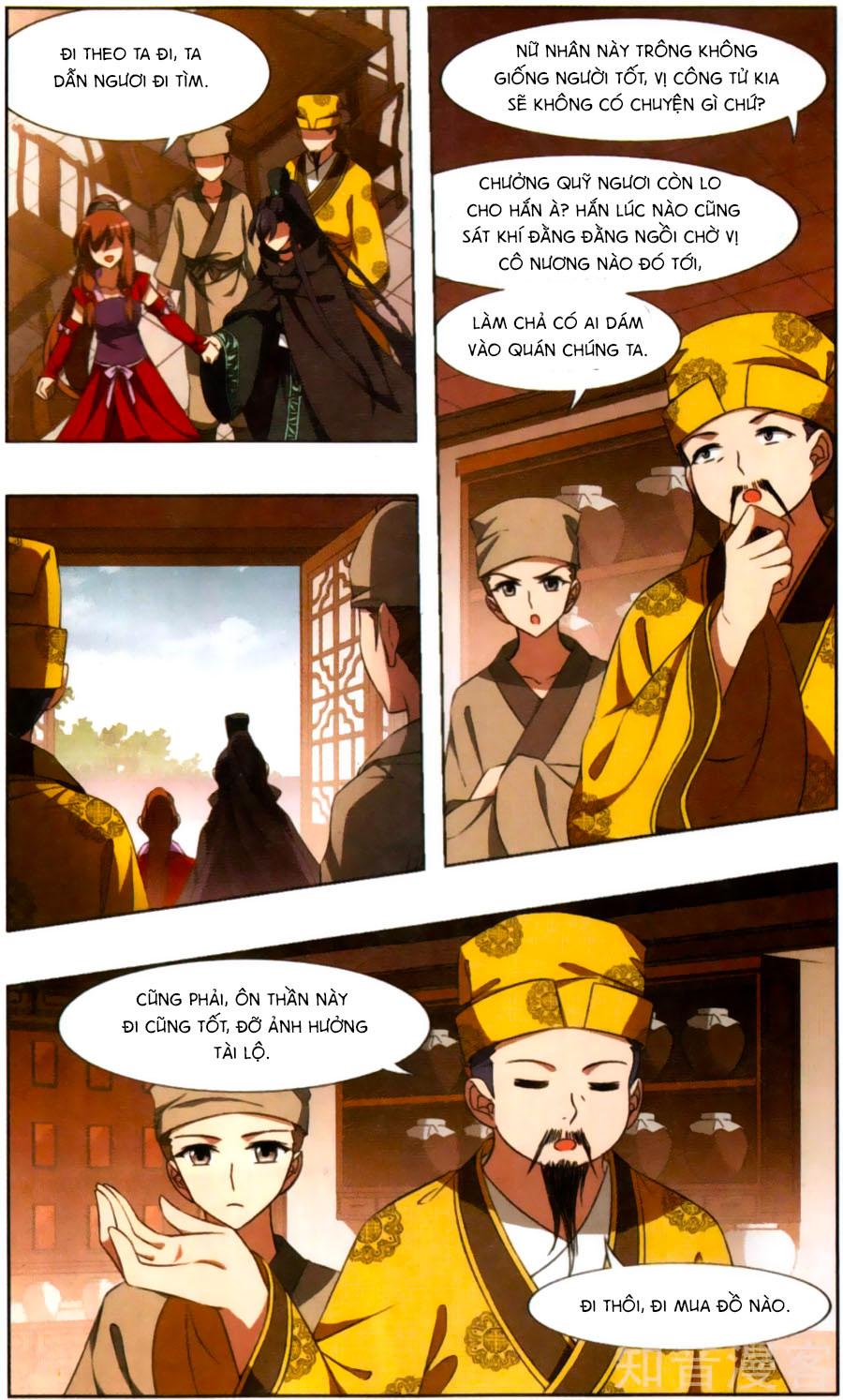 Phượng Nghịch Thiên Hạ Chap 127