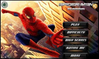 Spider Man Runner