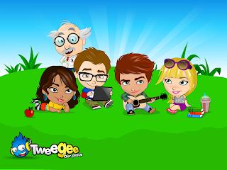 Tweegee Characters