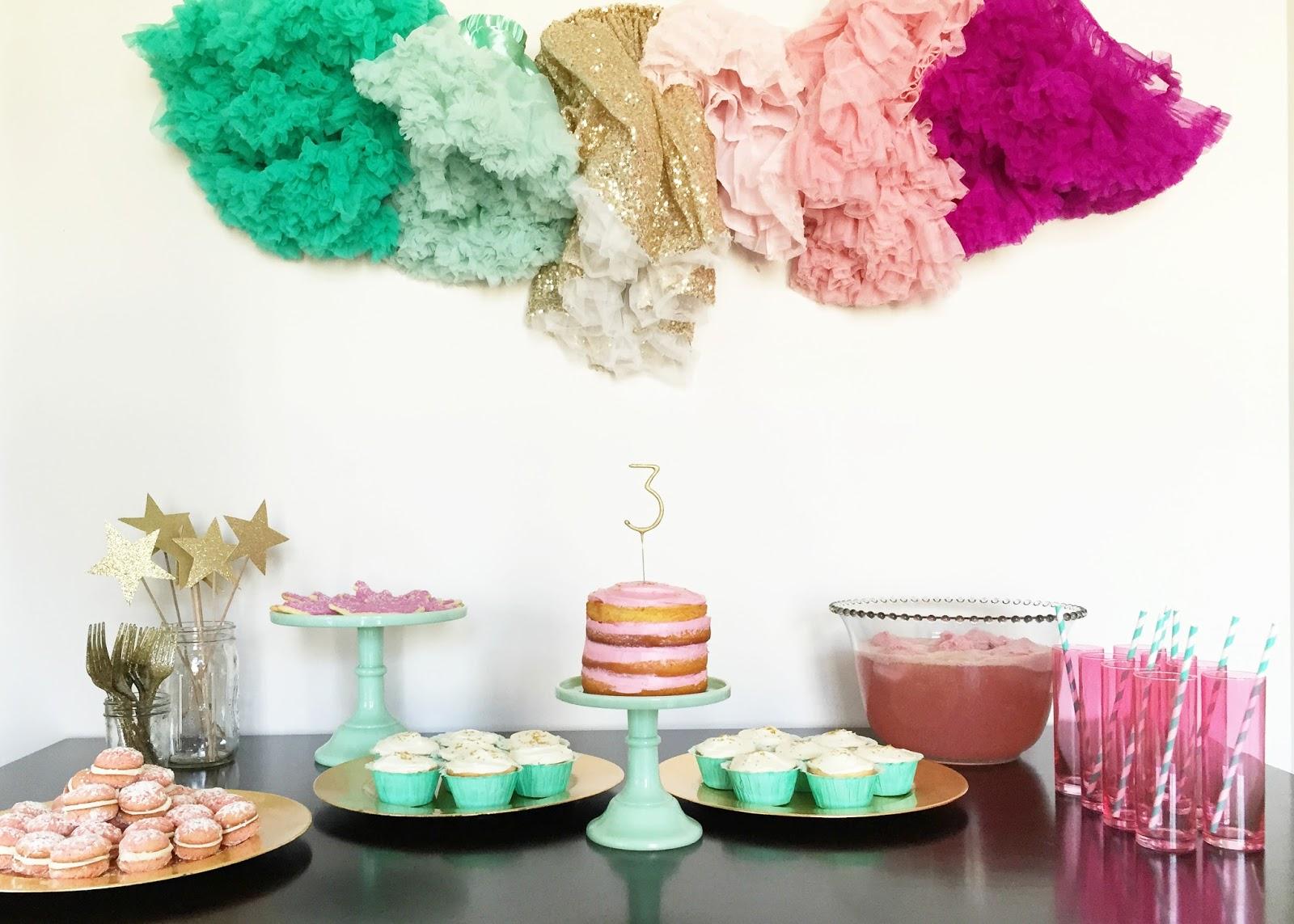 Harper's 3rd Birthday Party - GarvinAndCo.com