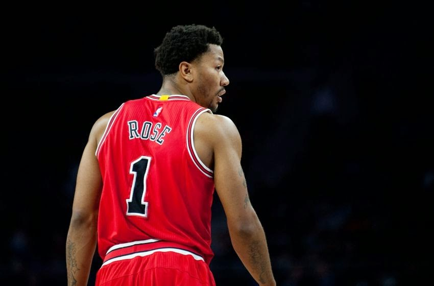 Derrick Rose injury 2015
