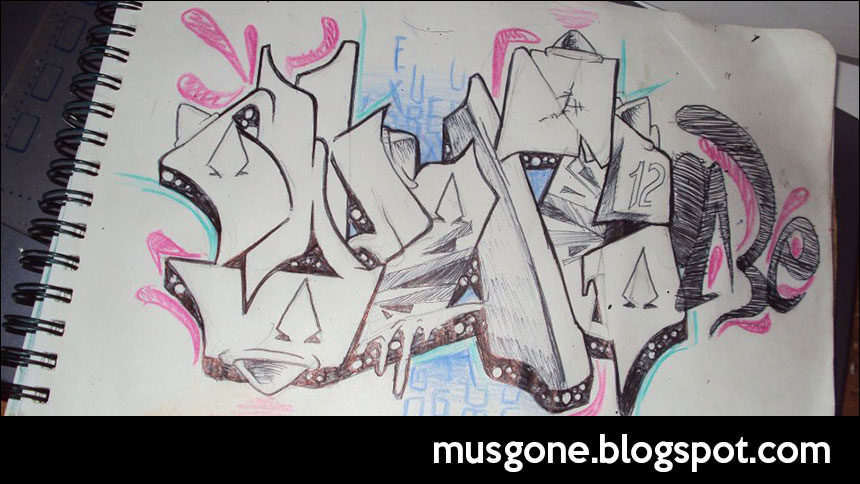 Musgo graffiti