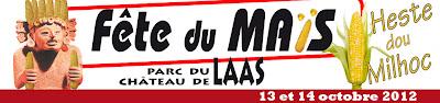 Fête du Maïs à Laàs