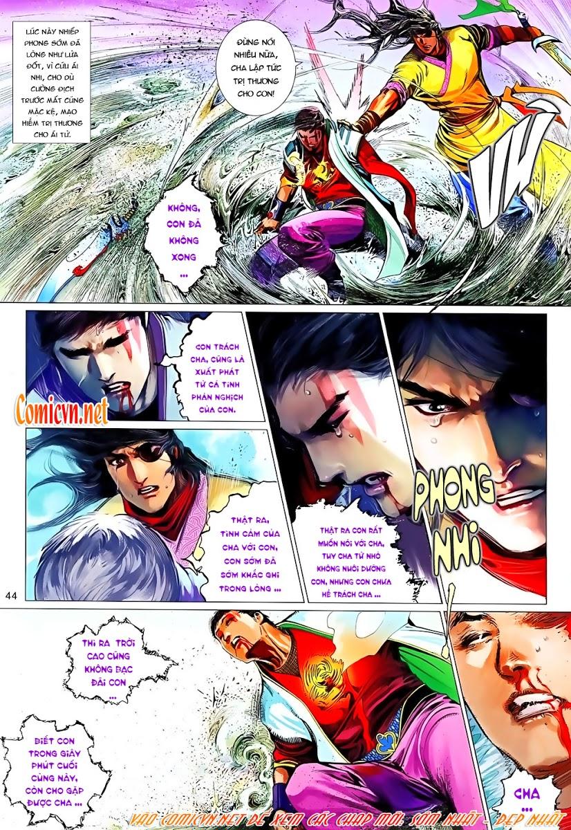 Phong Vân chap 648 Trang 42 - Mangak.info