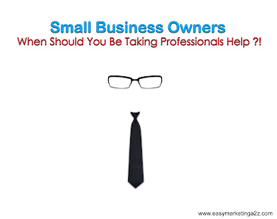 Small Business & Professional Help