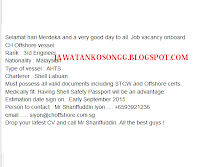 Vacancies Ch Offshore