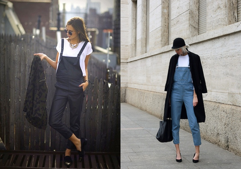 Dungarees, overall, denim, trend, street style, weworewhat