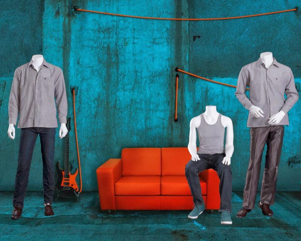 Gentlemen XII Collection from WMF Mannequins ~ www.wmfmannequin.com ...