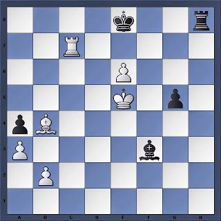 Echecs : Les blancs jouent et gagnent