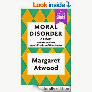Moral Disorder by Margaret Atwood Vintage Short