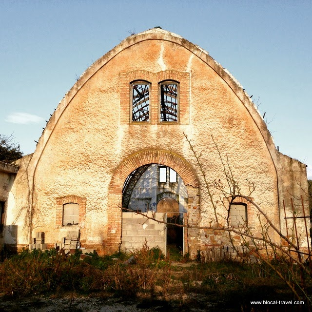 Industrial archaeology, Tor di Valle, urban exploration, Rome