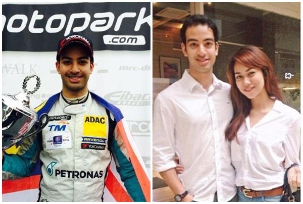 [EKSKLUSIF] 5 Bukti Pemandu F3 Malaysia ini Kekasih Raysha Rizrose (5 foto)