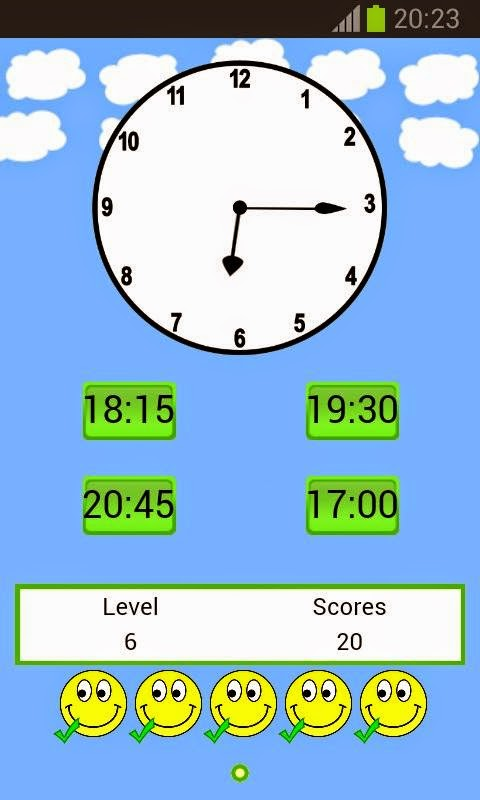 https://play.google.com/store/apps/details?id=com.ClockGamesForKids