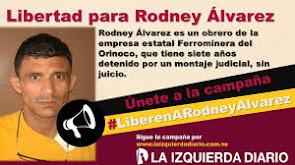 MIÉRCOLES 11.12.2019 / REPRESENTANTES DE LA CAMPAÑA POR LA LIBERTAD DE RODNEY ÁLVAREZ