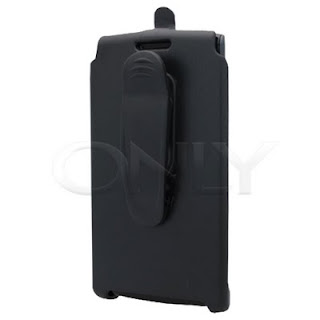 Samsung Captivate Face In Holster Belt Clip