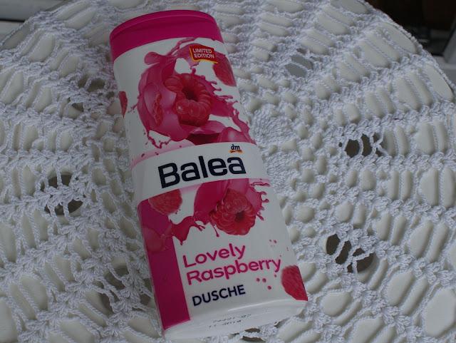 Malinowy sorbet od Balea