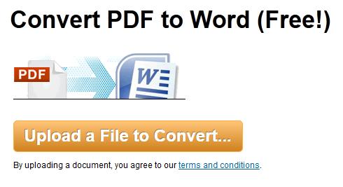 Cara Mengubah File PDF ke Word tanpa Software