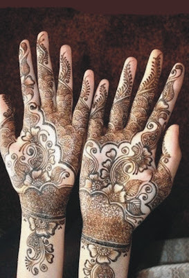 Girls-Mehndi