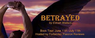 {Excerpt+G!veaway} Betrayed by Ednah Walters