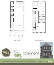 Rosemont Floor Plan