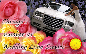 We are the most popular wedding limo vendor amongst Chicago brides