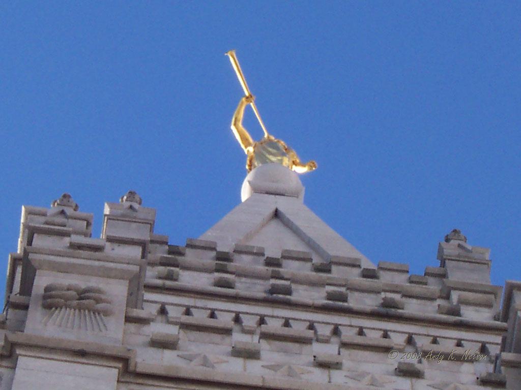 Mormon Salt Lake City