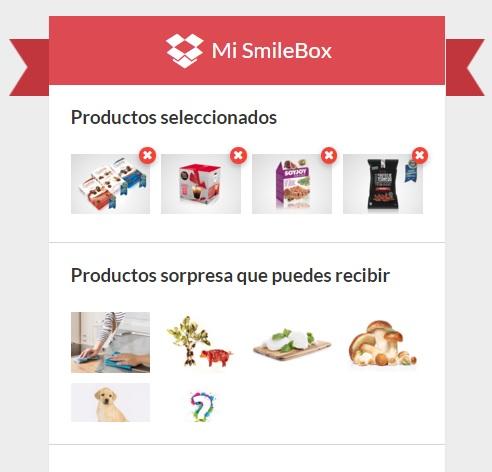SmileBox de enero 2016: mi selección