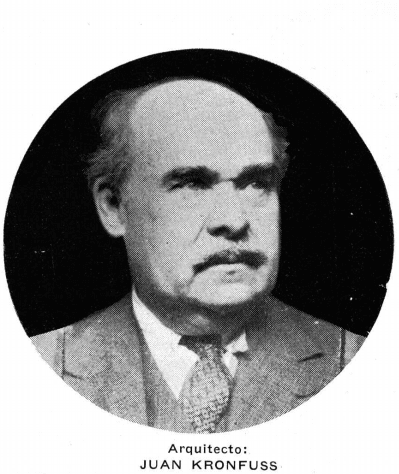 Johannes Kronfuss (Budapest 19/06/1872- Córdoba 1944)