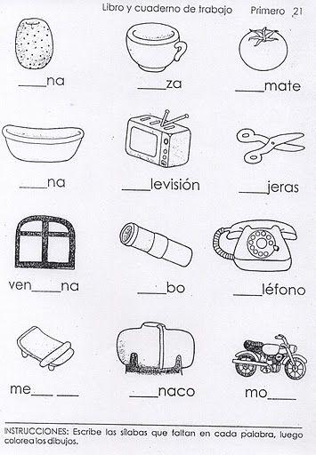 lengua 3 grado: