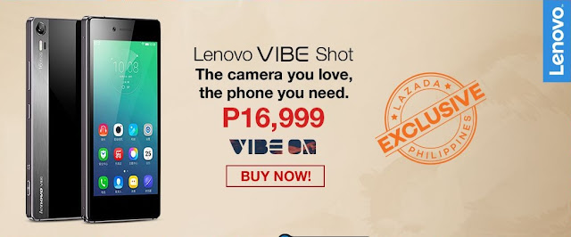 VIBE Shot Available in Lazada
