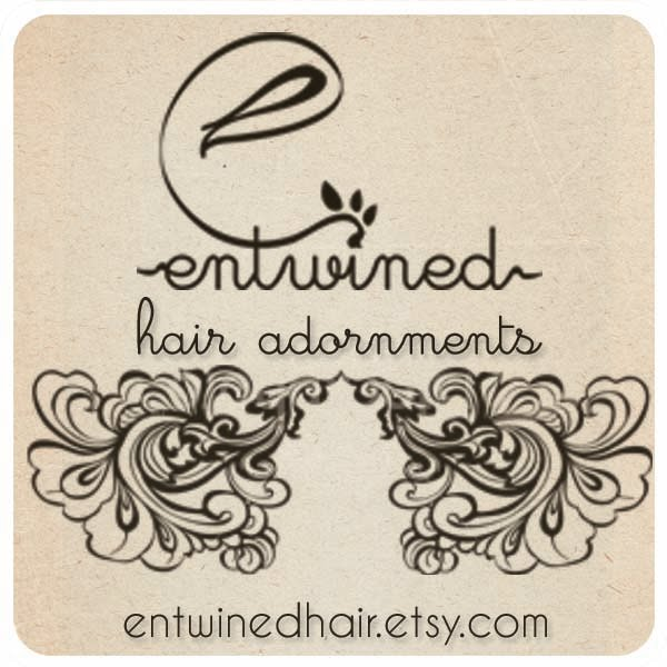 Ophelia S Adornments Blog May 2012: En*twined Hair Adornments
