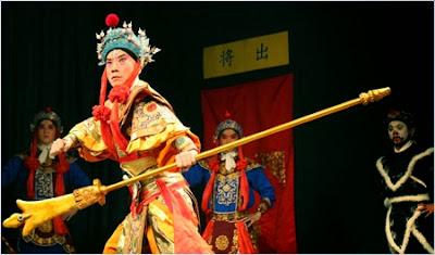 อุปรากรจีน / งิ้ว (Chinese Opera)