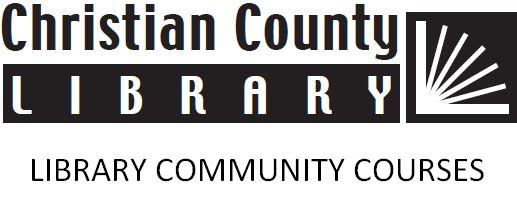 Library Community Courses