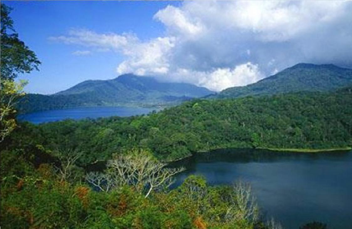 Bali Twin Lake Trekking