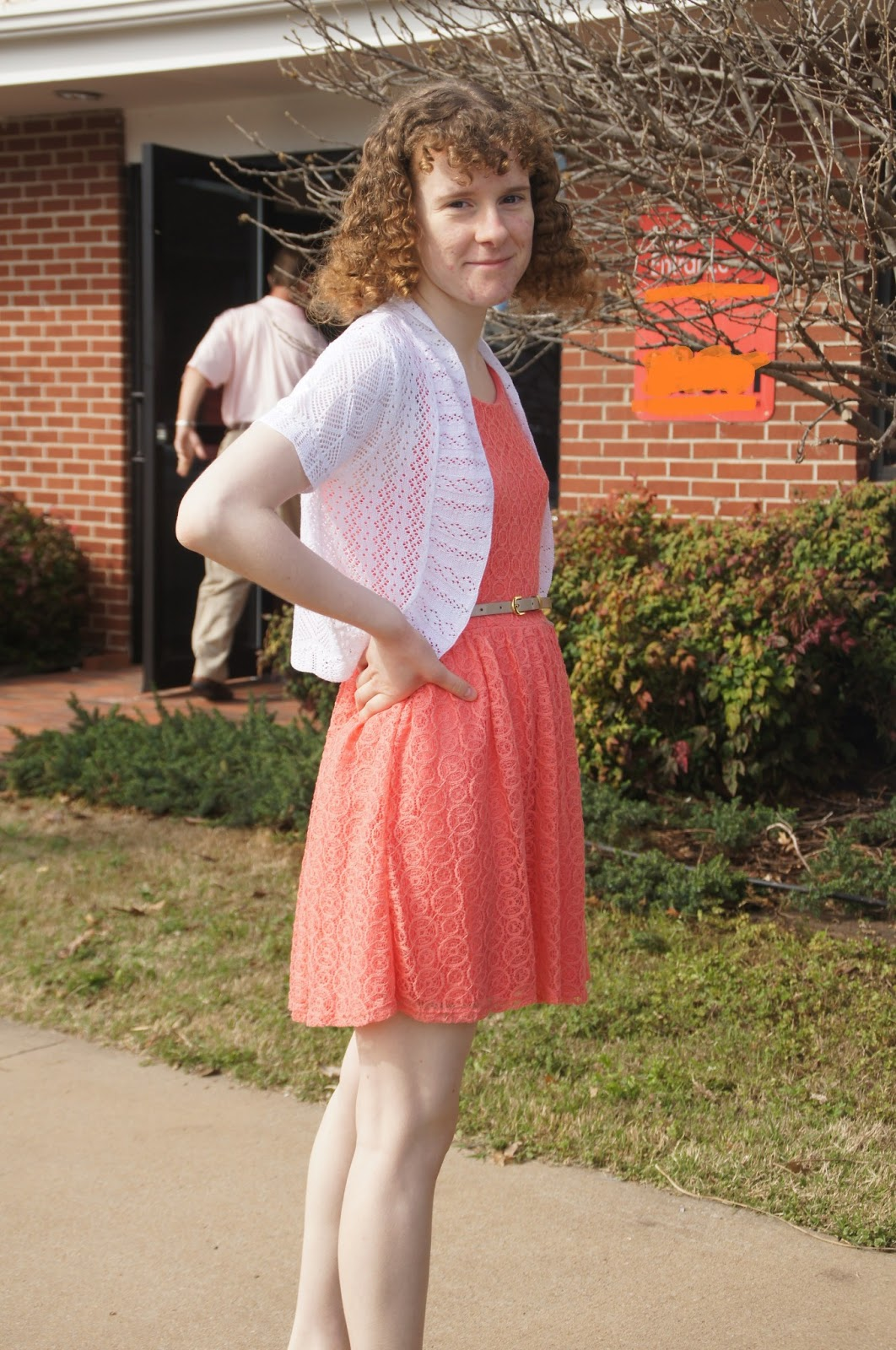 imgsrc siberian mouse Here's me in my New Easter dress. I usually I'm not a clothes/dress  person(I have a tomboyish dress style), but I really like this one.