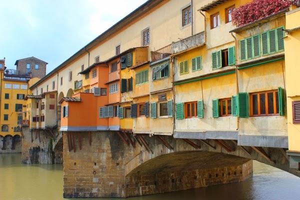 Florencja Most Złotników