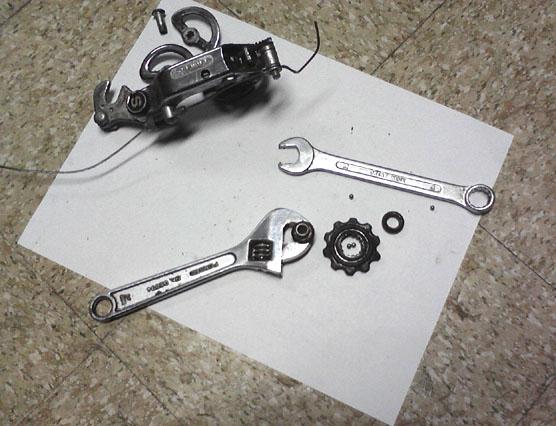 Schwinn Derailleur Parts : Bike repair and other stories schwinn rear derailleur