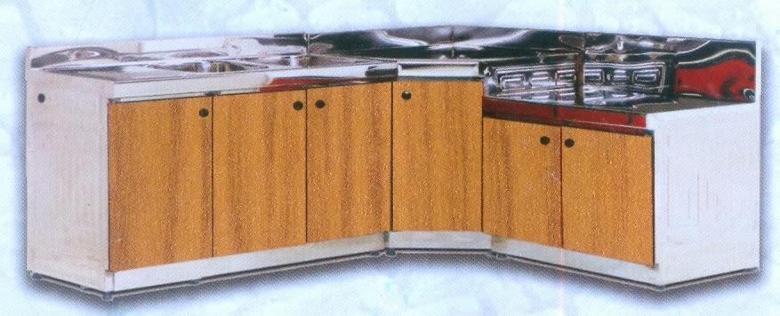 Toko cemerlang royal kitchen cabinet paket meja hemat for Beli kitchen set jadi